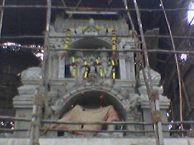 Main Enterence Tower 'Sre Kagabujandar & Sre Baguladevi' (Now Construction going on)