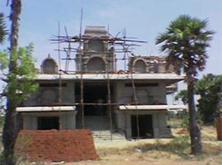 Front View on 22-June-2006