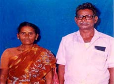 Parents of Sre Bhaaskharamaharishi