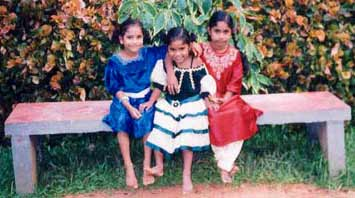 Sre Bhaaskharamaharishi's Daughters